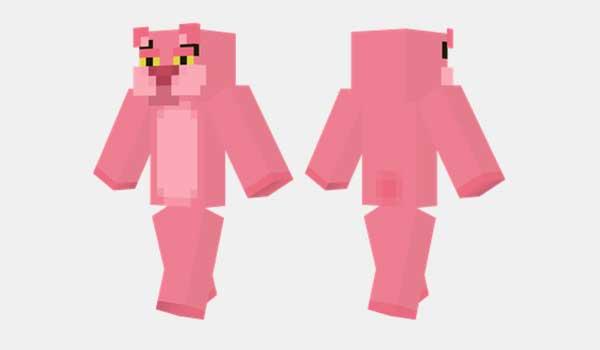 Pink Panther Skin