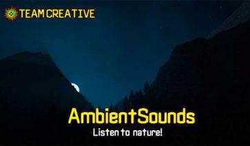 Ambient Sounds 1.17.1