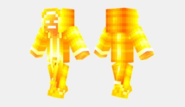 Golden Wizard Skin
