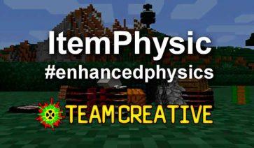 Item Physic 1.17.1