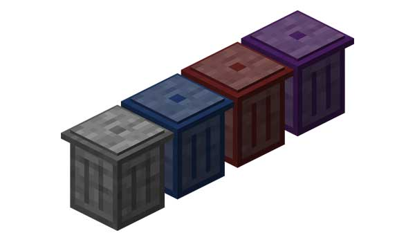 Botes de basura 1.17.1