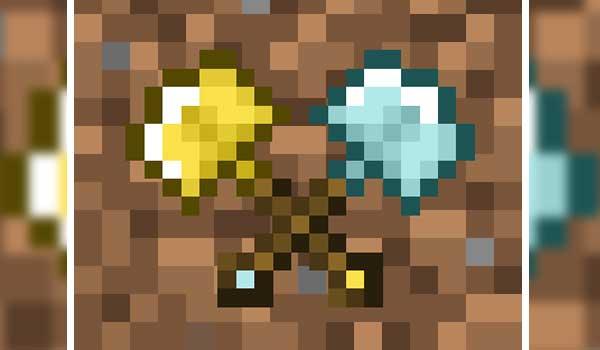 Excavadoras de vainilla 1.17.1