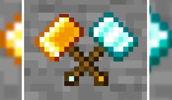 Vanilla Hammers 1.17.1