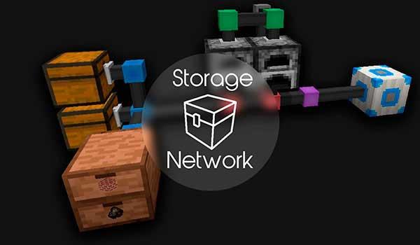 Simple Storage Network 1.17.1