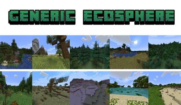 Generic Ecosphere 1.17.1