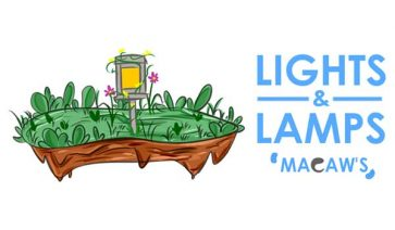 Macaw's Lights and Lamps 1.17.1