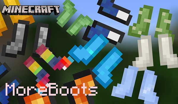 More Boots 1.17.1